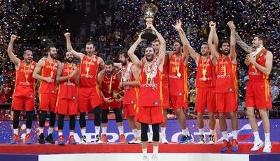 España vence a Argentina y se queda con el título del Mundial de Baloncesto