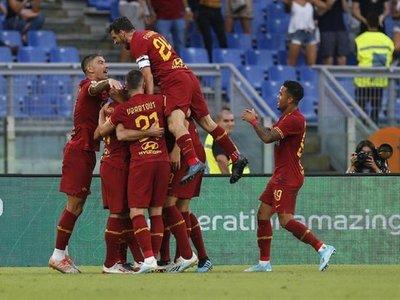 Roma suma su primer triunfo del año