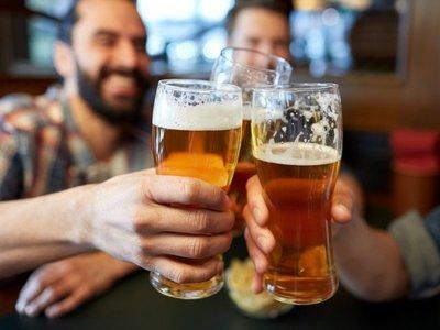 ¿Las calorías del alcohol son similares a las de la grasa?