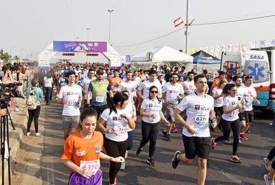 Corrida de Dequení reunió a más de 3.200 corredores