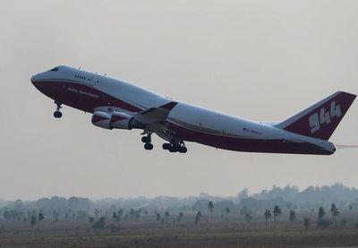 Avión SuperTanker poco podría ayudar en el Chaco, dice ministro
