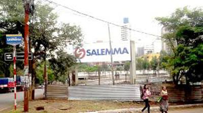 Intendente sigue sin responder pedido de informe sobre el predio de Salemma