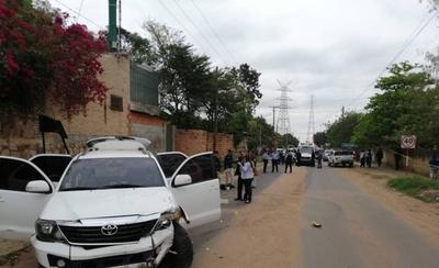"""HOY / Refuerzan seguridad en Emboscada ante riesgo de otro """"rescate"""""""