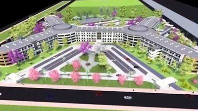 Quieren construir un Gran Hospital en el Sur