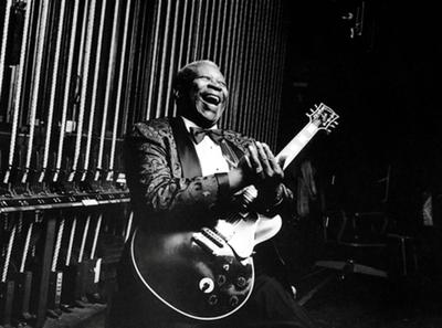 Conmemoran noventa y cuatro aniversario del nacimiento del bluesman B.B. King