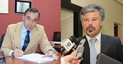"""¿Giuzzio o Fúster al Ministerio del Interior?: Diputado de ANR """"recuerda"""" a Abdo que debe ser un colorado"""