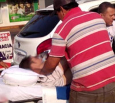 Sicarios atacan a tiros a comerciante en Pedro Juan Caballero