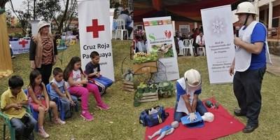 JORNADA PRIMERA INFANCIA PARAGUAY CRECIENDO JUNTOS EN ITAPÚA CON OPTIMO RESULTADO