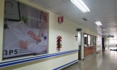 IPS privilegia a universidad del Gobernador  con su hospital escuela en Ciudad del Este