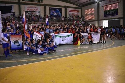 Instituciones educativas de Boquerón compiten en fase regional de JEEN