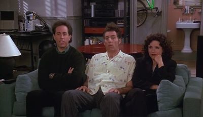 """Netflix compra los derechos de """"Seinfeld"""" , tras perder """"Friends"""""""