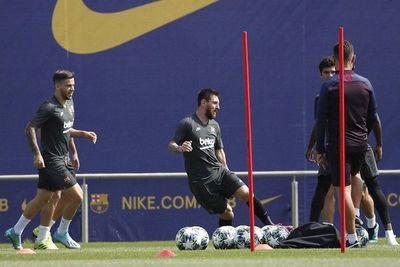 Viajó Messi pero ¿juega?