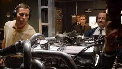 Bale y Damon llevan la rivalidad de Ford y Ferrari a la gran pantalla