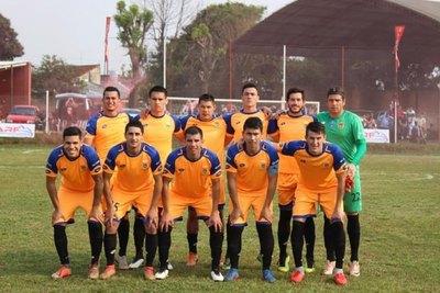 'Mono' Brítez marcó un golazo de chilena en el Nacional B
