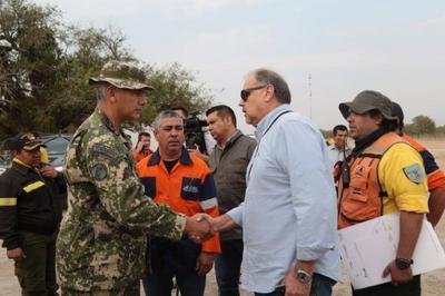 Dos realidades correlativas que afectan al Chaco: incendios y sequía
