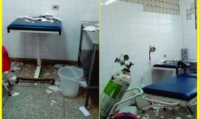 Clausuran sala de partos del Centro de Salud de Mallorquín