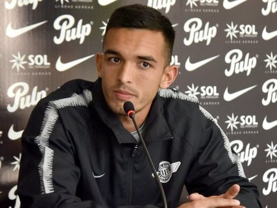 Grave lesión de Alfio Oviedo
