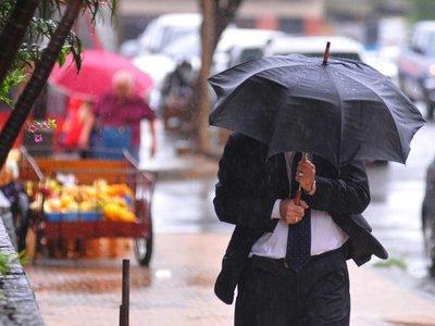 El déficit de lluvia continuaría hasta finales de este mes