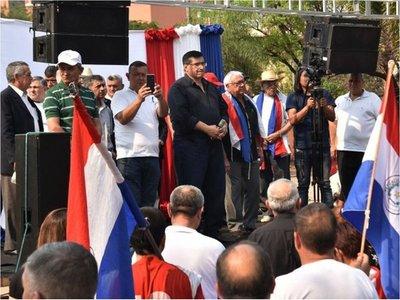 Los ex policías salieron a las calles para exigir la cabeza de Villamayor