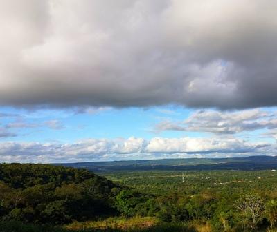 Descenso de la temperatura y algunas lluvias