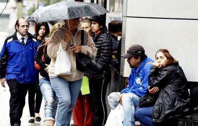 Pronostican lluvias y descenso de las temperaturas