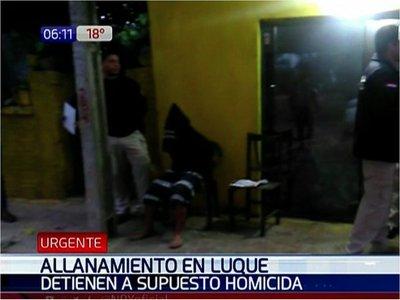 Capturan a sospechosos de fatal asalto en Luque