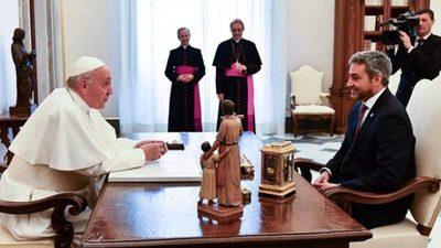 El Chaco frena reencuentro de Abdo Benítez con el Papa