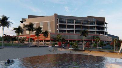 Shopping de US$ 25 millones se erige en CDE