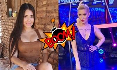 Laurys Diva arremetió contra Carmiña Masi