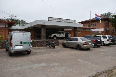 Suspenden servicio de laboratorio en hospital  de Ayolas