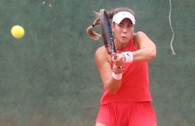 Lara Escauriza luchó pero quedó fuera del ITF de Rumania
