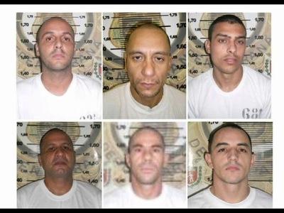 SEIS PELIGROSOS DELINCUENTES SE FUGARON DE LA CÁRCEL DE FOZ DE YGUAZÚ