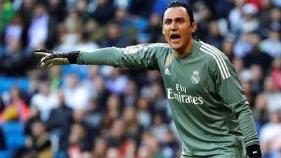 Keylor Navas irá por la revancha ante el Real Madrid