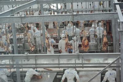 Visitan importantes industrias frigoríficas del Chaco