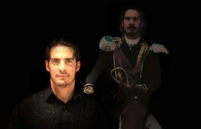 Actor De La Serie De Netflix Bolívar Llega A Paraguay
