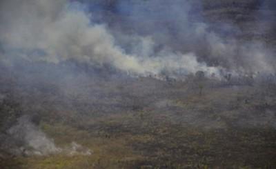 Clima fresco podría aliviar incendios en el Chaco