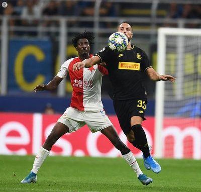 El Inter tropieza en San Siro