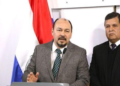 Director de Aduanas denuncia intento de atentado