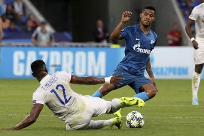 "Lyon prolonga su ""maleficio"" ante Zenit"