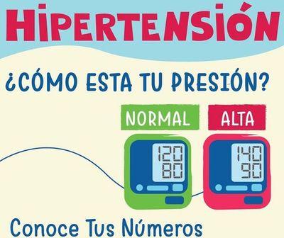 Hipertensión oiko kirirĩhaitépe, controlá tu presión arterial