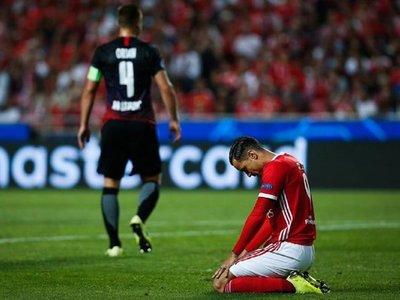 El Leipzig derrota al Benfica en Lisboa y lidera el Grupo G