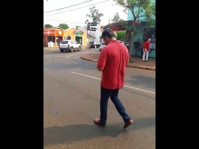 A HUEVAZOS, CORREN AL CONCEJAL SILVIO PIRIS