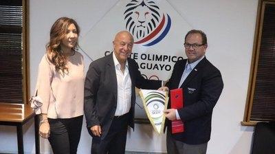 Presentaron la Copa del Mundo de Patinaje Artístico Paraguay 2020