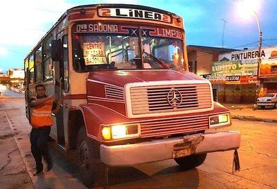Pasajera que cayó de bus y murió: MOPC abre sumario a empresa