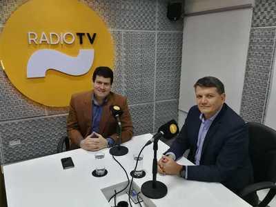 Oficinas de Gobierno en el Puerto de Asunción registran un avance del 35% » Ñanduti