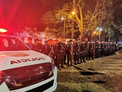 """Policía moviliza a más 300 agentes para tratar de revertir imagen de """"brazos caídos"""" e inseguridad"""