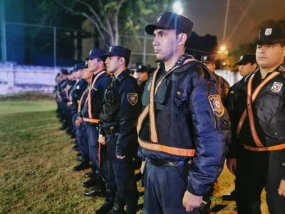 Para reducir sensación de inseguridad policías salen a las calles