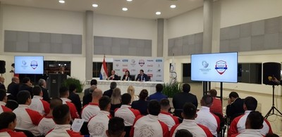 Paraguay se prepara para los Juegos Mundiales de Playa, Catar 2019