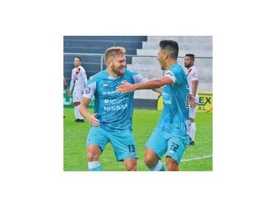 Santaní tomó revancha y pasó a los cuartos de la Copa Py