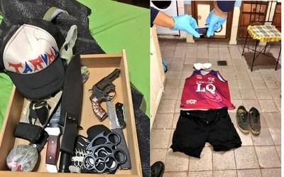 Caso muerte en final de Futsal Fifa: Fiscalía realiza ocho allanamientos y hay dos aprehendidos